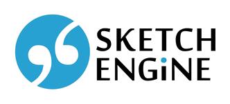 Sketch Engine logo