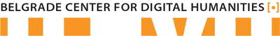 Belgrade Center for Digital Humanities logo
