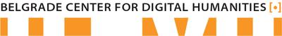 Belgrade Center for Digital Humanities logo