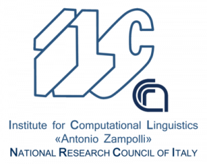"Institute of computational linguistics ""Antonio Zampolli"" logo"